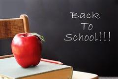 Zurück zu Schule 2 lizenzfreies stockbild