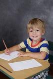 Zurück zu Schule Klassenzimmer stockfotos