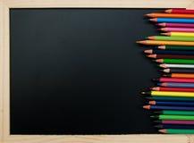 Zurück zu Schule-Konzept Stockbilder