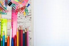 Zurück zu Schule-Konzept Lizenzfreie Stockfotos