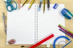 Zurück zu Schule-Konzept Lizenzfreie Stockfotografie