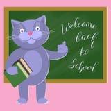 Zurück zu Schule-Konzept Lizenzfreies Stockfoto