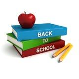 Zurück zu Schule wieder Lizenzfreie Stockfotos