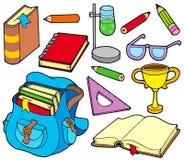 Zurück zu Schuleansammlung 4 Lizenzfreies Stockfoto