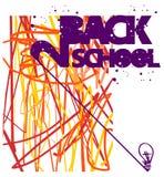Zurück zu Schulekonzept lizenzfreie abbildung
