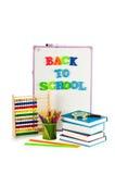 Zurück zu Schulekonzept Lizenzfreie Stockbilder