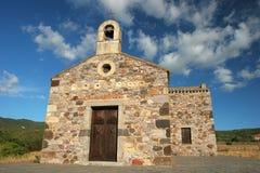 Zuradili de Chiesa di s.maria Fotografía de archivo libre de regalías