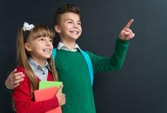 Zurück zu Schule-Konzept Stockfoto