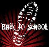 Zurück zu Schule-Schuh Stockbilder