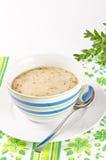 Zurek is a decent Polish Easter soup Stock Images