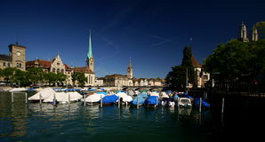 Zurich Royalty Free Stock Photography