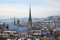 Zurich Stock Photography
