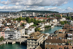 Zurich Photo stock
