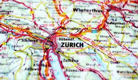 Zurich Obraz Stock