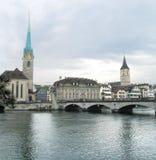 Zurich royaltyfria bilder