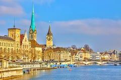 Zurich Obrazy Stock