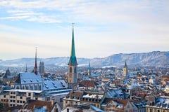 Zurich Obraz Royalty Free