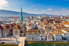 Zurich Zdjęcia Stock