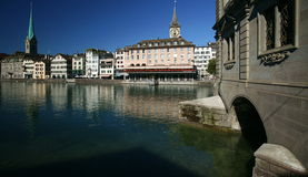 Zurich Royalty Free Stock Images