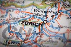 Zurich Zdjęcie Royalty Free
