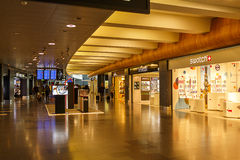 Zurich Airport Shopping Stock Images