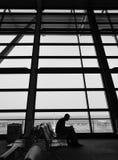 Zurich airport Stock Photos