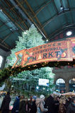 Zurich Christmas Market Royalty Free Stock Photo
