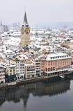 Zurich du centre images stock