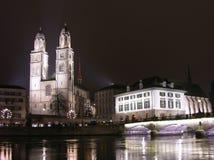 Zurich du centre, Suisse Photographie stock