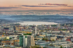 Zurich HDR Stock Images