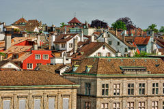 Zurich HDR Royalty Free Stock Images