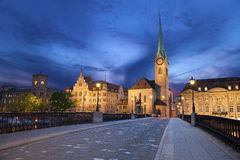 Zurich. Royalty Free Stock Image