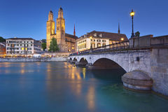 Zurich. royalty free stock images