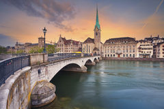 Zurich. Stock Images