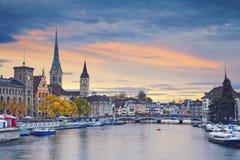 Zurich. Stock Images