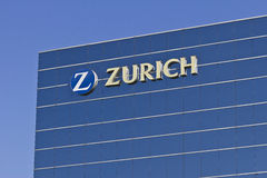 Zurich Insurance Group Midwest Location I. Indianapolis - Circa June 2016: Zurich Insurance Group Midwest Location. Zurich North America - Insurance and Risk Stock Photo