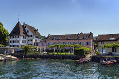Zurich lake, Switzerland Stock Images