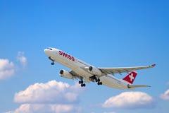 Zurich lotnisko obrazy stock