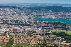 Zurich mountain Uetliberg, Switzerland Stock Photography