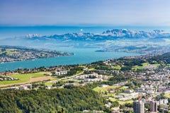Zurich mountain Uetliberg, Switzerland Stock Image