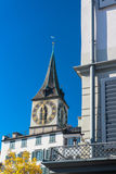Zurich old city Royalty Free Stock Photography