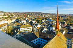 Zurich Old Town (Altstadt) Stock Photo