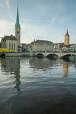 Zurich Old Town (Altstadt) Stock Images