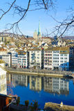 Zurich Old Town (Altstadt) Royalty Free Stock Photography