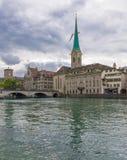 Zurich old Town, Switzerland Stock Photos