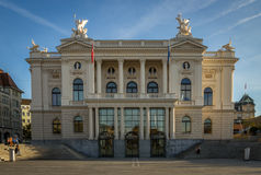 Zurich Opera house Royalty Free Stock Photo