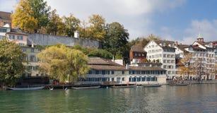 Zurich, Schipfe Stock Photos
