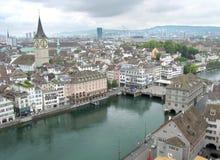Zurich Schweitz arkivbild