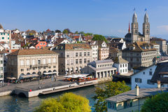 Zurich in september Stock Images