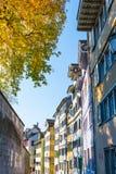 Zurich stary miasteczko Zdjęcia Stock